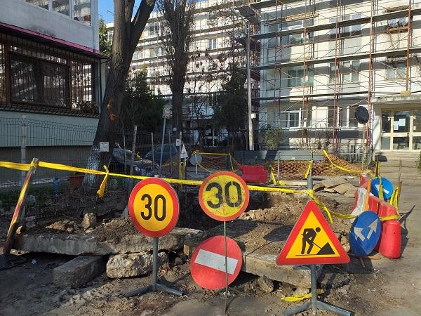 Căldura oprită din nou la Punctul Termic din strada Segarcea