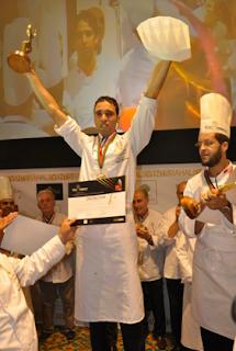 Le Maroc remporte la Coupe d'Afrique de pâtisserie.