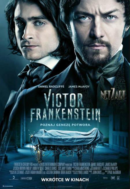 Victor Frankenstein - HD 720p