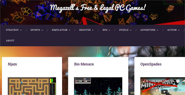 लीगल और मुफ्त गेम डाउनलोड