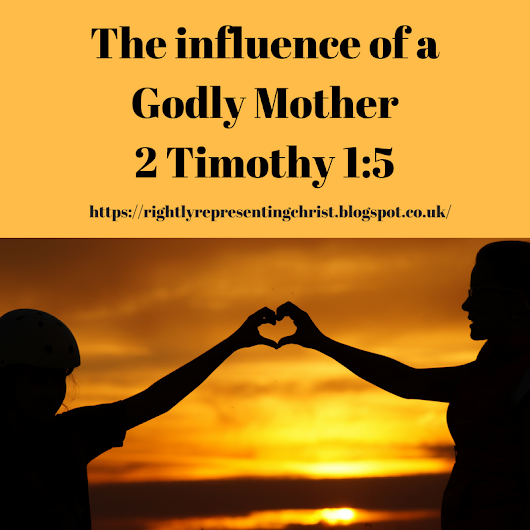 the influence of my mother The influence of a mother the love of a mother is never exhausted it never changes--it never tires--it endures through all in good repute, in bad repute, in the face of the world's condemnation, a mother's love still lives on.
