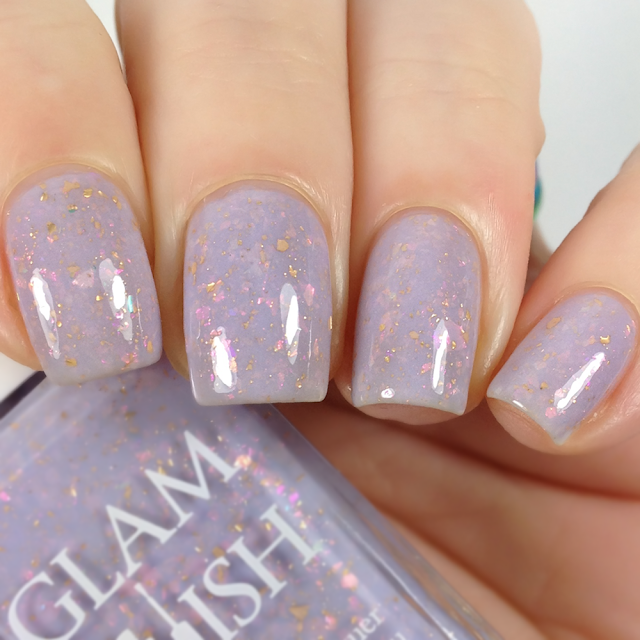 Glam Polish-This Madame, Is Versailles.
