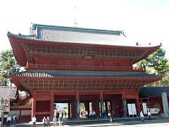増上寺三解脱門
