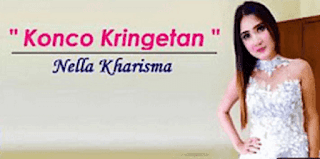 Lirik Lagu Konco Kringetan - Nella Kharisma
