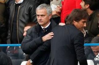 Mourinho Nilai Chelsea Sangat Baik, Conte Sebut MU Layak Menang