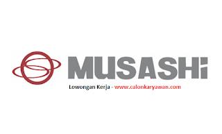 Lowongan Kerja PT Musashi Auto Parts November 2019 Terbaru