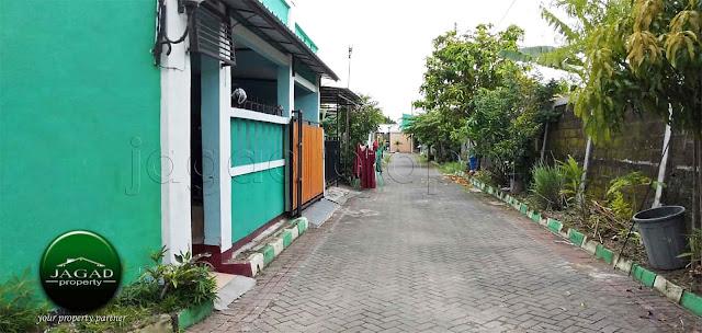 Rumah dalam Perumahan dekat Kampus ISI