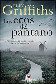 Lectura Conjunta: Los Ecos del Pantano - Elly Griffiths
