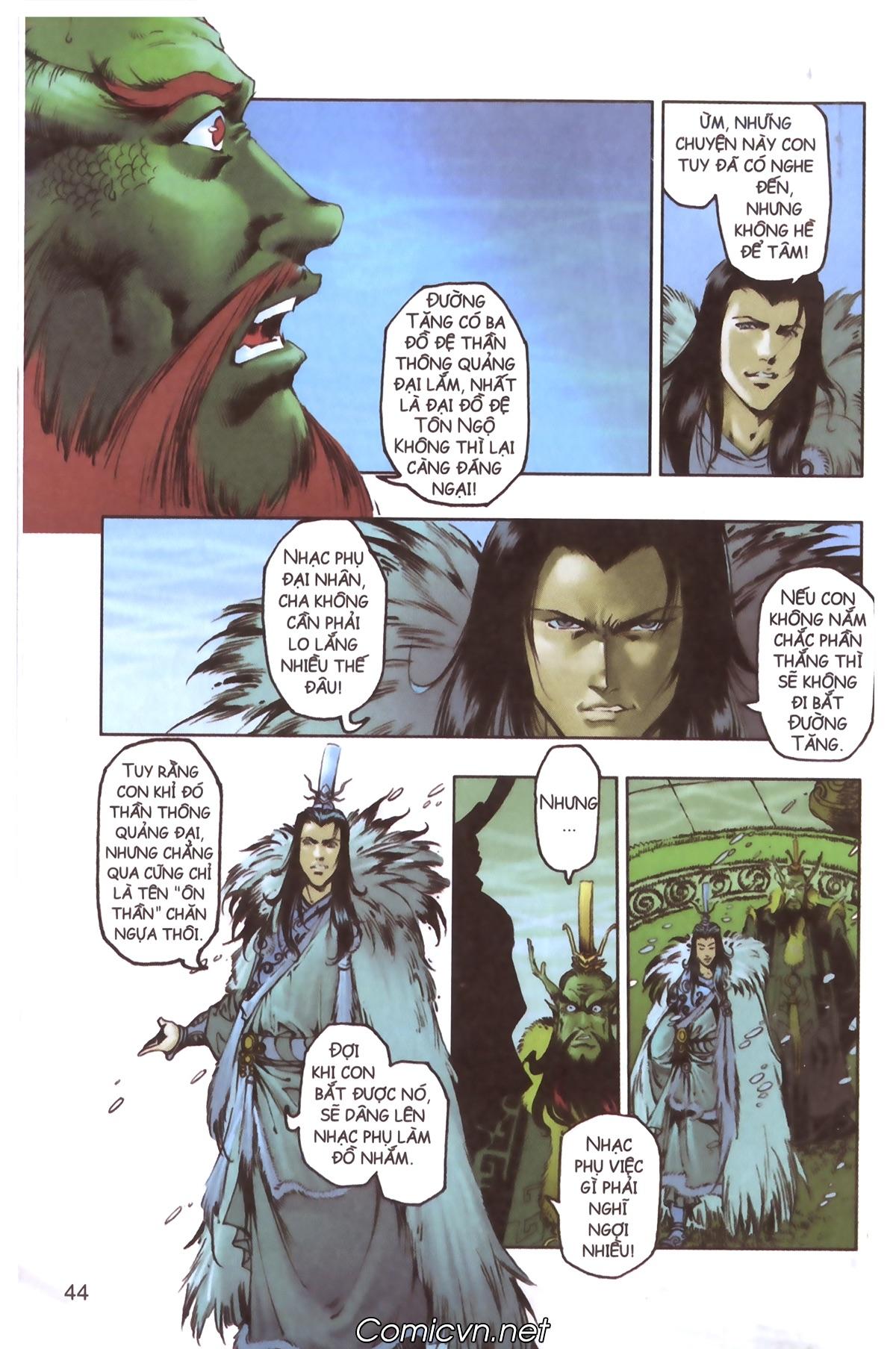Tây Du Ký màu - Chapter 111 - Pic 4