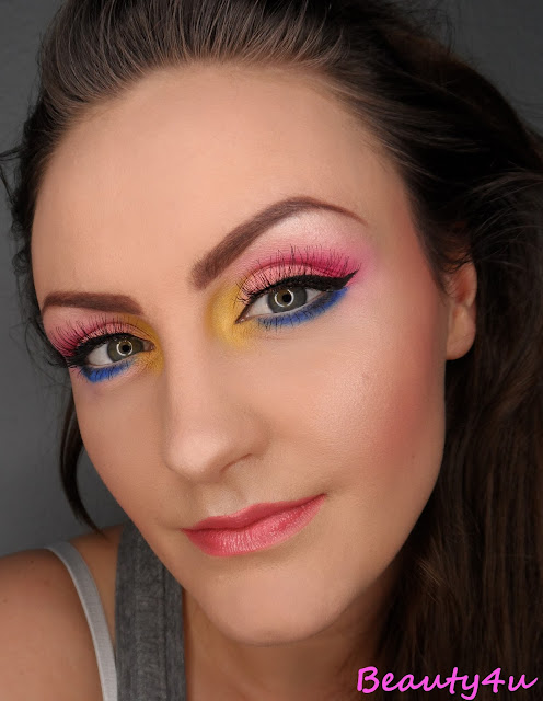 Time for summer - make up