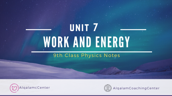 9th-class-Physics- Notes- For- Chapter- 7- Properties- Of- Matter