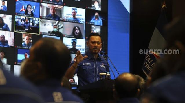Terang-terangan Dukung KLB, Dua Ketua DPC Demokrat Riau Dipecat
