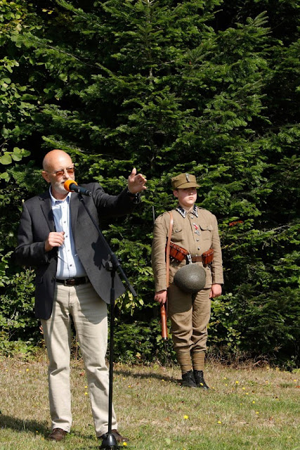 80. rocznica Bitwy pod Birczą - relacja bitwa3