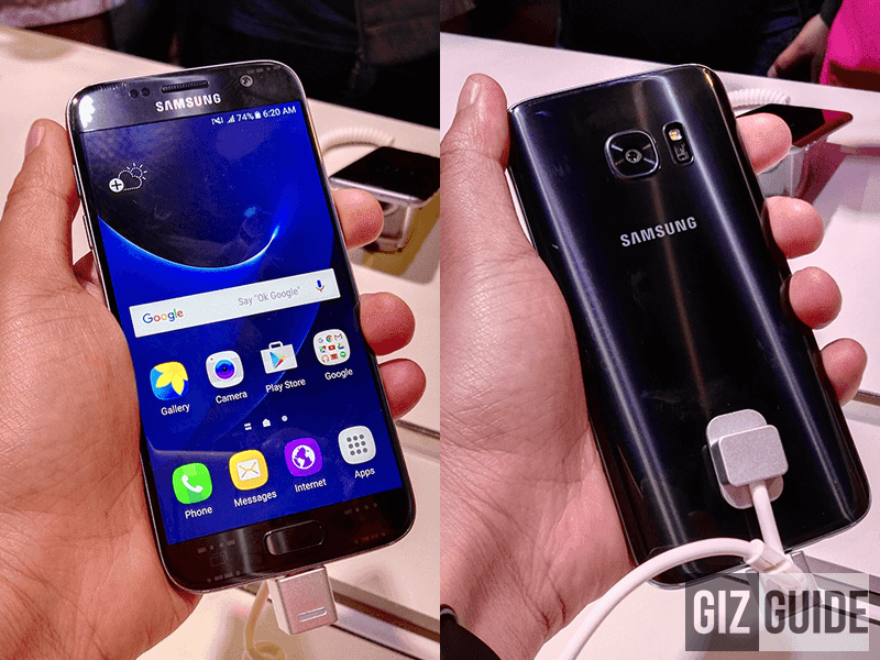 55 million units of Samsung Galaxy S7 and S7 Edge sold!