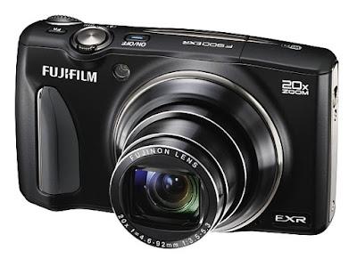 Fujifilm F900EXR FinePixカメラファームウェアのダウンロード