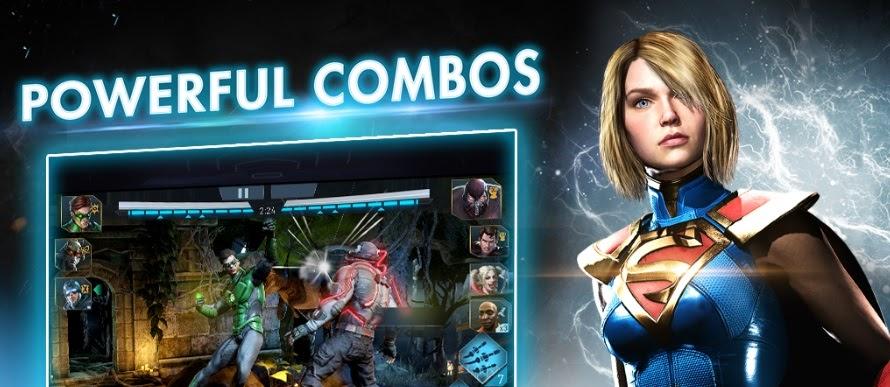 Download Game Injustice 2 v3.3.1 Mod Dumb Enemies