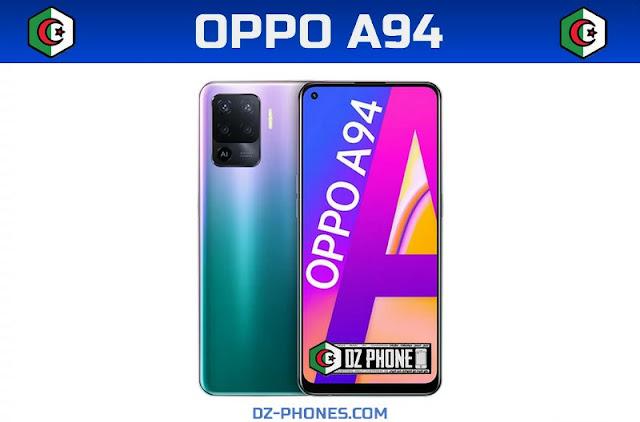سعر Oppo A94  في الجزائر و مواصفاته Oppo A94 Prix Algerie