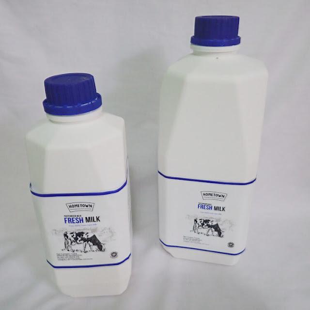 susu murni hometown dairy