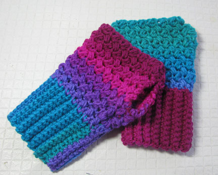 Beading Arts More Crochet Samples And Tutorial Links