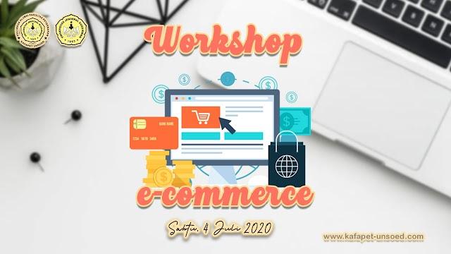 Seri Pertama Workshop E-commerce Hasilkan Toko Online