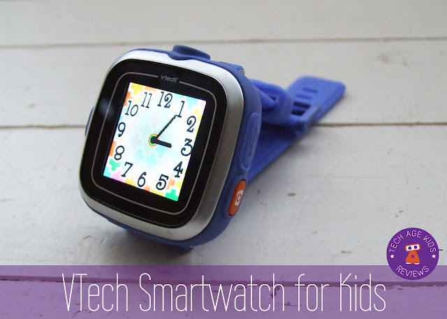 vtech smartwatch review