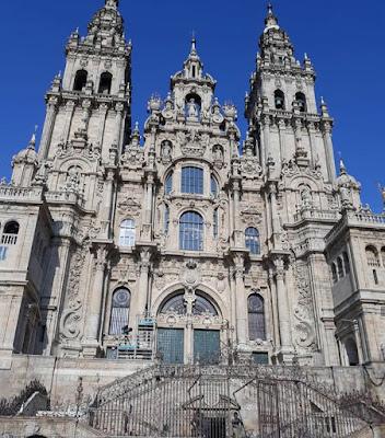 Catedral-Santiago-Galicia