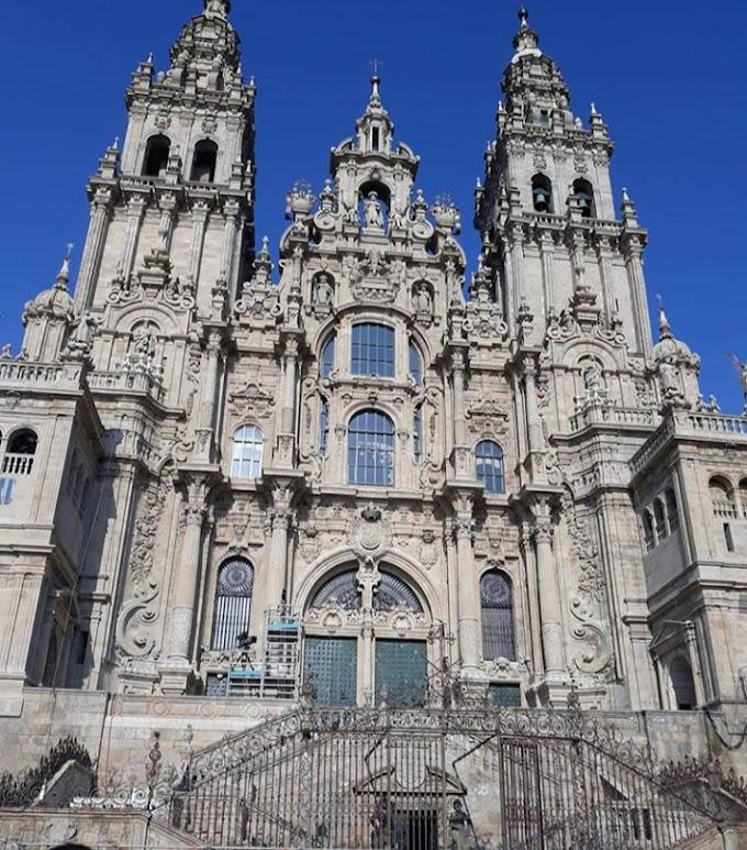 Los CAMINOS DE SANTIAGO por la Historia de Galicia.