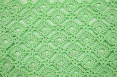 6 - Crochet IMAGEN Puntada de circilos para blusas y jarseys a crochet y ganchillo. MAJOVEL CROCHET