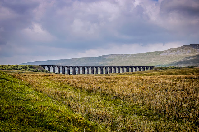 ribblehead viaduct by mandy charlton