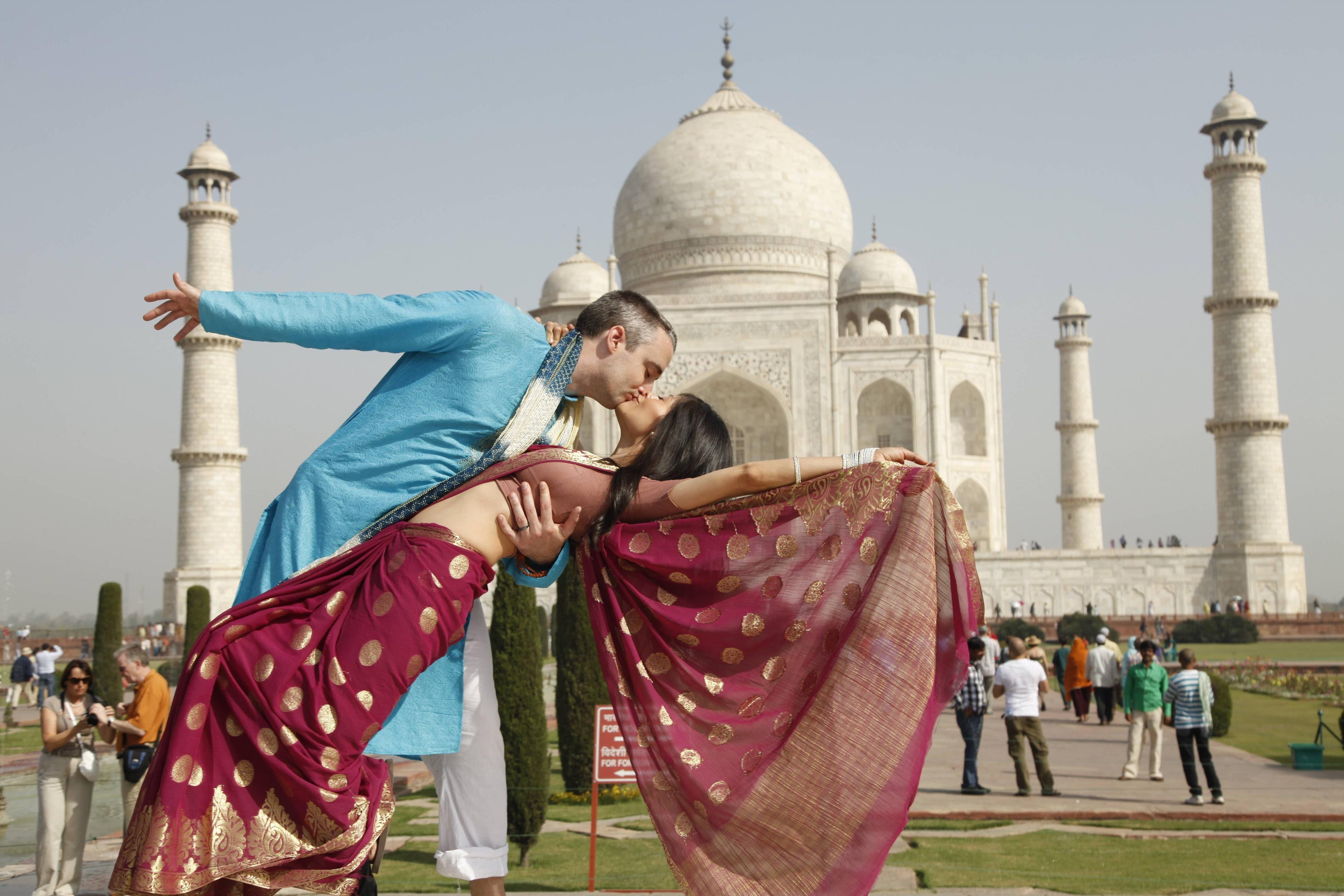 Love Story of Taj Mahal