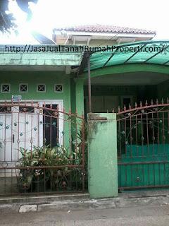 Rumah di jual di jati makmur pondok gede bekasi murah BU