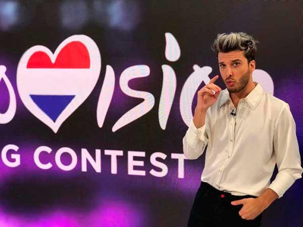 Blas Cantó Eurovisión 2020