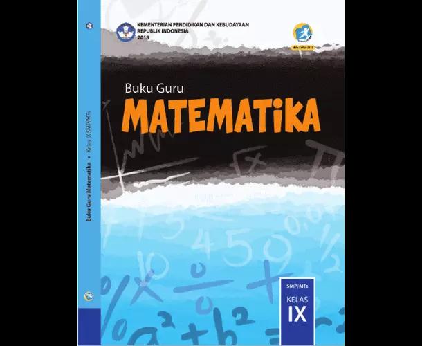 Buku Guru Matematika SMP MTs Kelas 9 K13 Revisi 2018