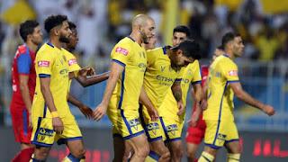 نتيجة مباراة النصر والعدالة بتاريخ 17-01-2020 كأس خادم الحرمين الشريفين