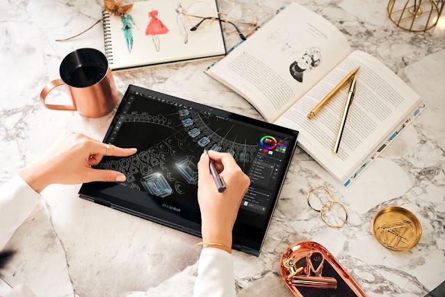 Cấu hình của Asus ZenBook Flip S UX371