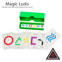 Alat Sulap Magic Ludo