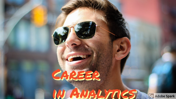 career in analytics
