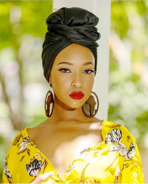 Black women portrait
