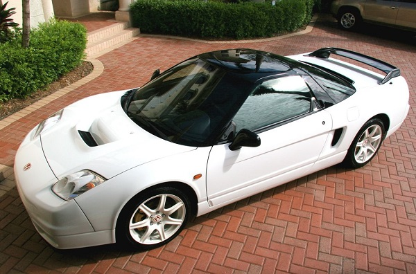 Ficha Técnica Honda NSX-R (2002)