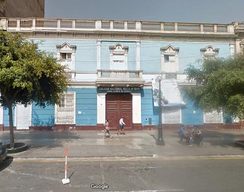 Escuela 1049 JUANA ALARCO DE DAMMERT - Lima Cercado