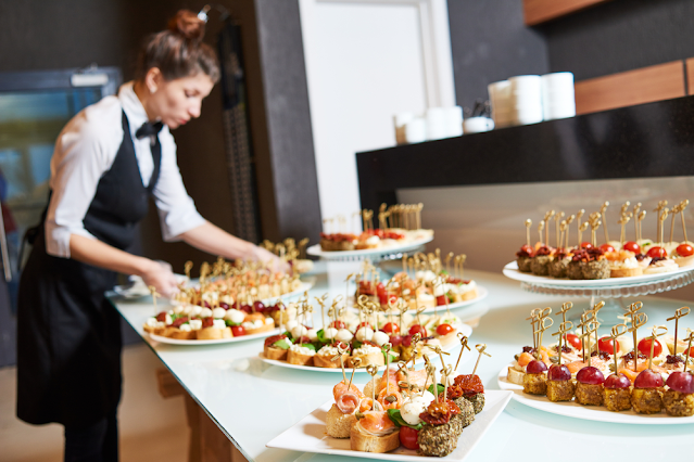 professional caterers