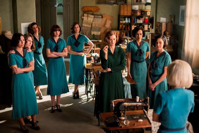 'Las Chicas del Cable' tercera temporada