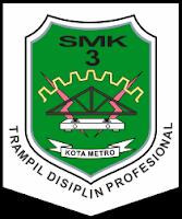 Logo SMKN 3 Metro