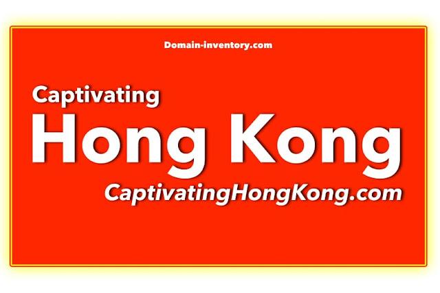 CaptivatingHongKong.com