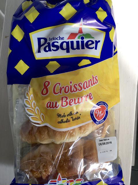 Brioche Pasquier Croissants Degustabox