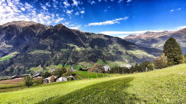 merano escursioni trekking sentieri