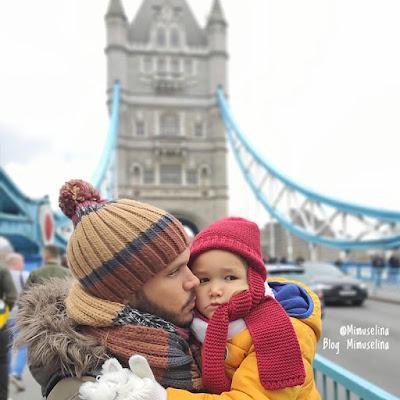 qué ver en londres con niños blog mimuselina tower brigde