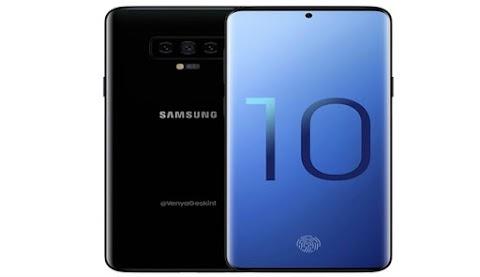 Spesifikasi & Review Samsung Galaxy S10