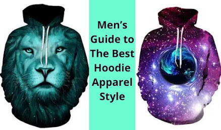 Men's Guide to The Best Hoodie Apparel Style
