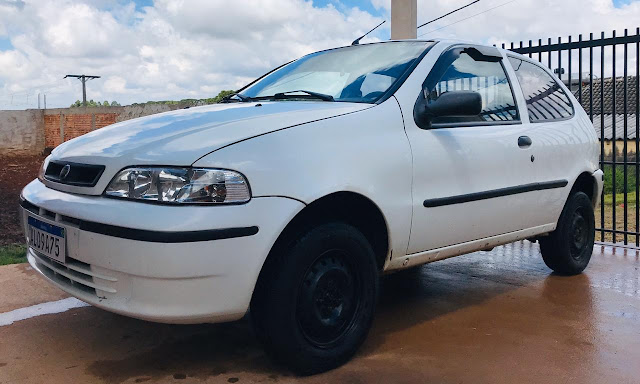 Classificados: Vende-se Fiat Palio 2004